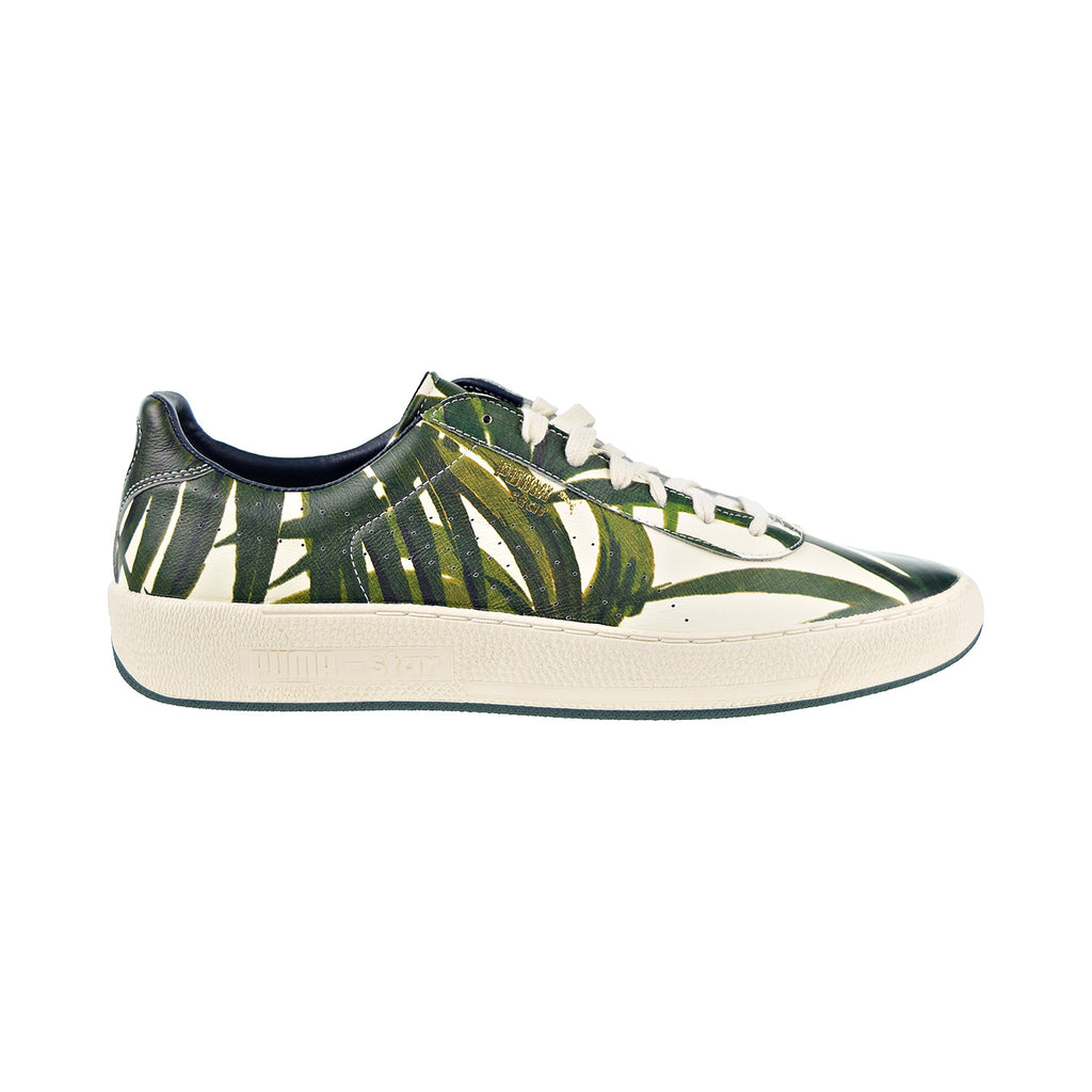Puma Star X House of Hackney W Palm Men's Shoes White-Green