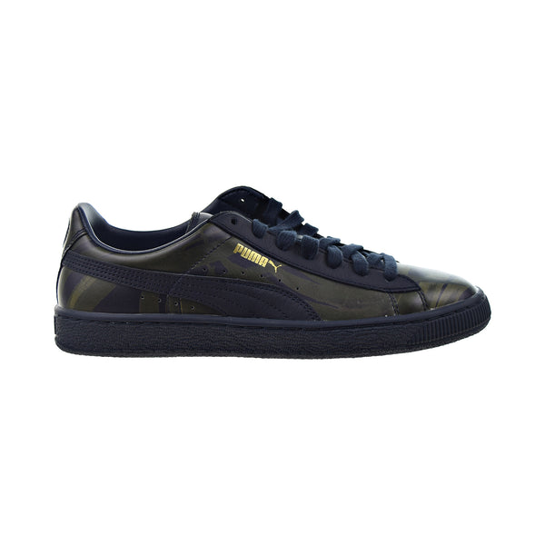 "Puma Basket X HOH Palm ""House of Hackney"" Men's Total Eclipse-Green"