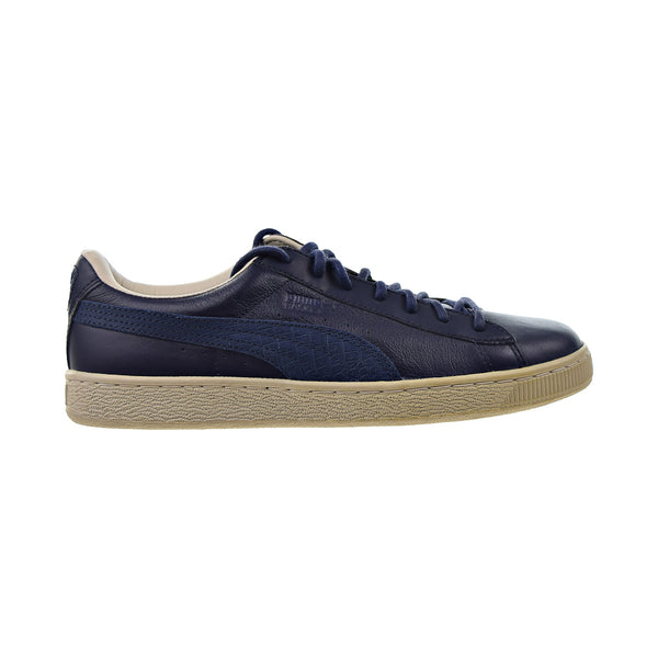 Puma Basket Classic Citi Men's Shoes Peacoat