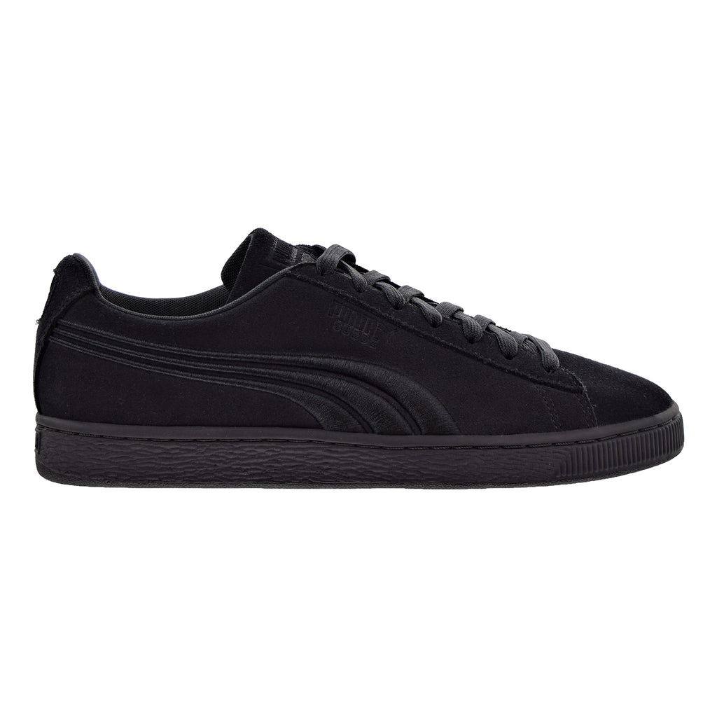 Puma Suede Classic Badge Men's Shoes Asphalt