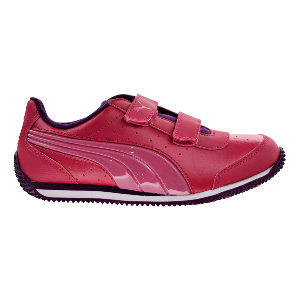 Puma Speed Lightup Power V PS Little Kids' Shoes Love Potion/Rapture Rose