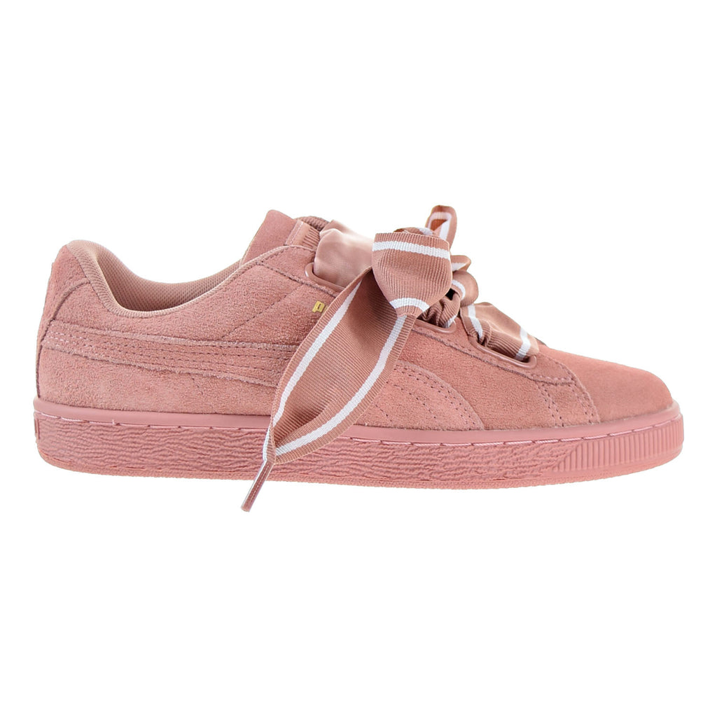 Puma Suede Heart Satin II Women's Shoes Cameo Brown/Cameo Brown