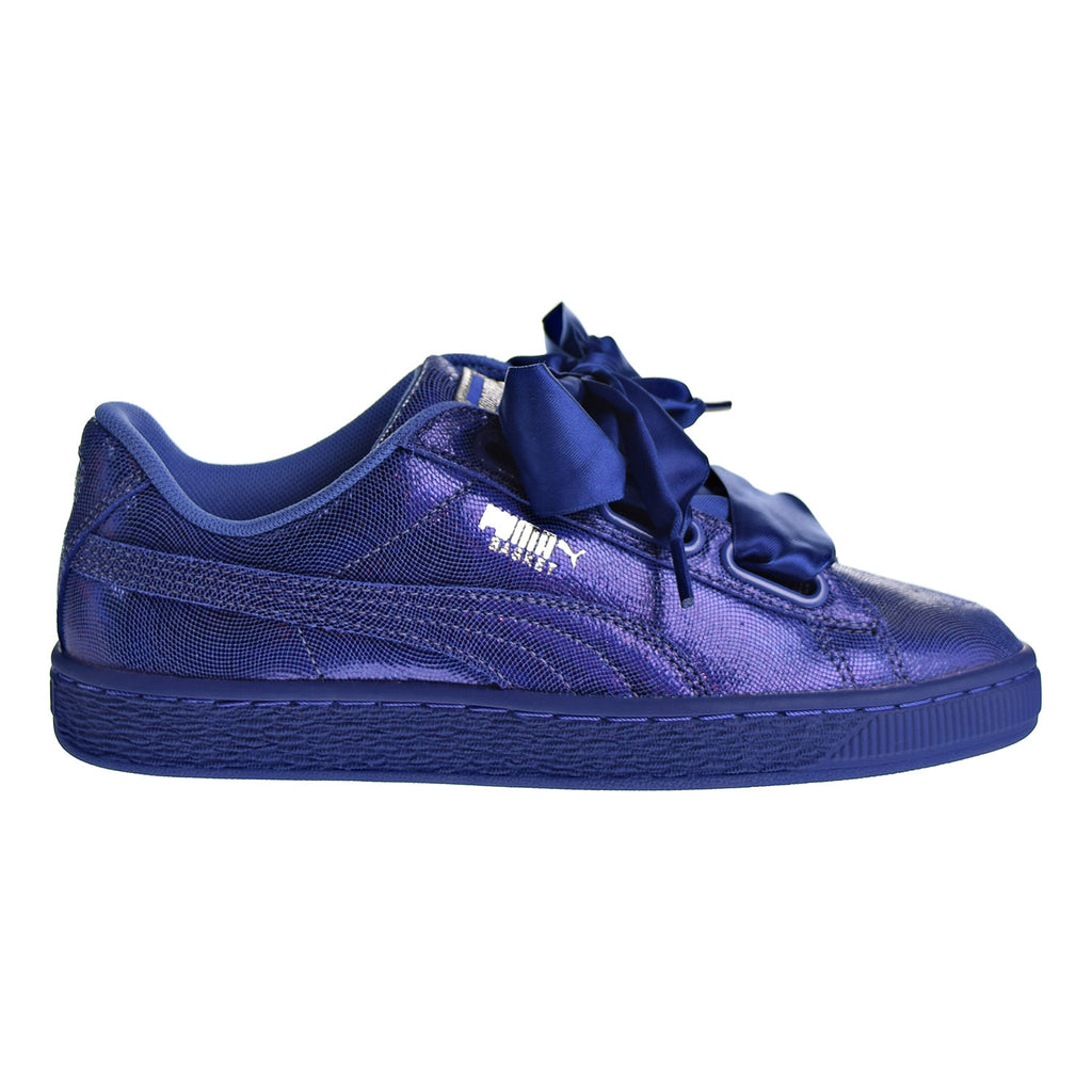 Puma Basket Heart NS Women's Shoes Baja Blue
