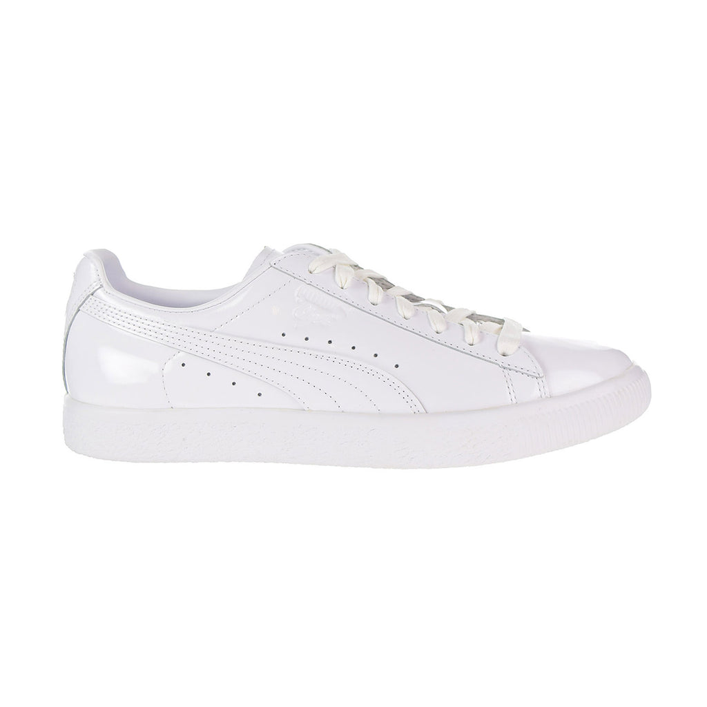 Puma Clyde Dressed Part Three Men's Shoes Puma White