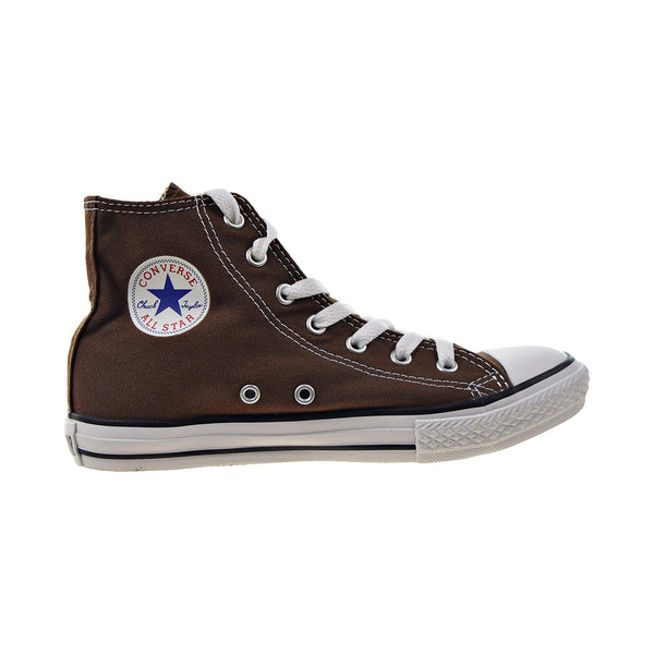 Converse Chuck Taylor All Star Hi Little Kids' Shoes Chocolate
