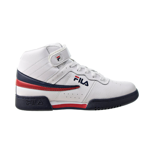 Fila F-13 Kids' Shoes White-Navy-Red
