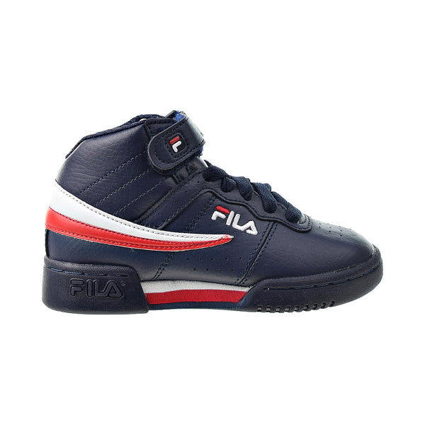 Fila F-13 Kids' Shoes Navy-White-Red