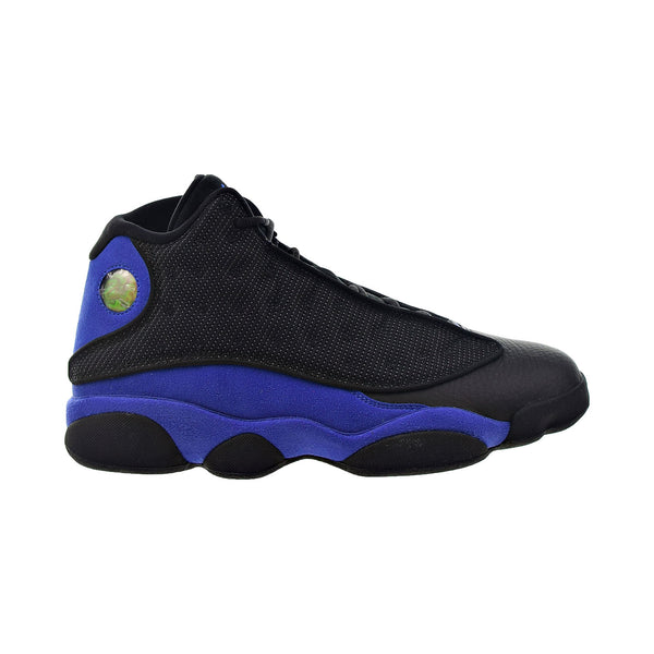 Air Jordan 13 Retro Men's Shoes Black-Hyper Royal