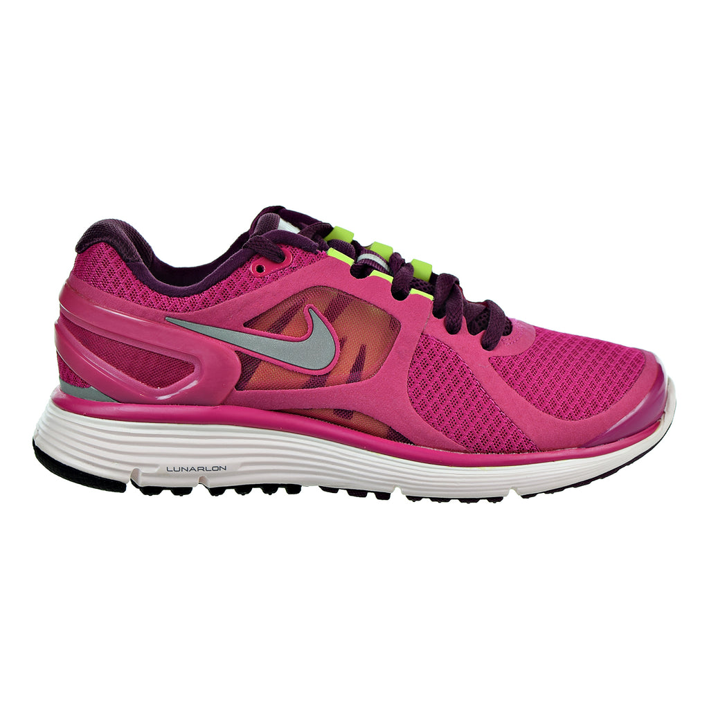 Nike LunarEclipse+ 2 Women's Running Shoes Fireberry/Silver-Bordeaux-Perl Pink