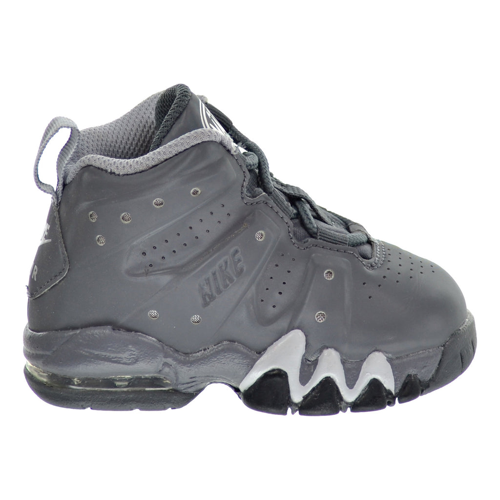 Nike Air Max Barkley (TD) Toddler's Shoes Dark Grey/White/Wolf Grey