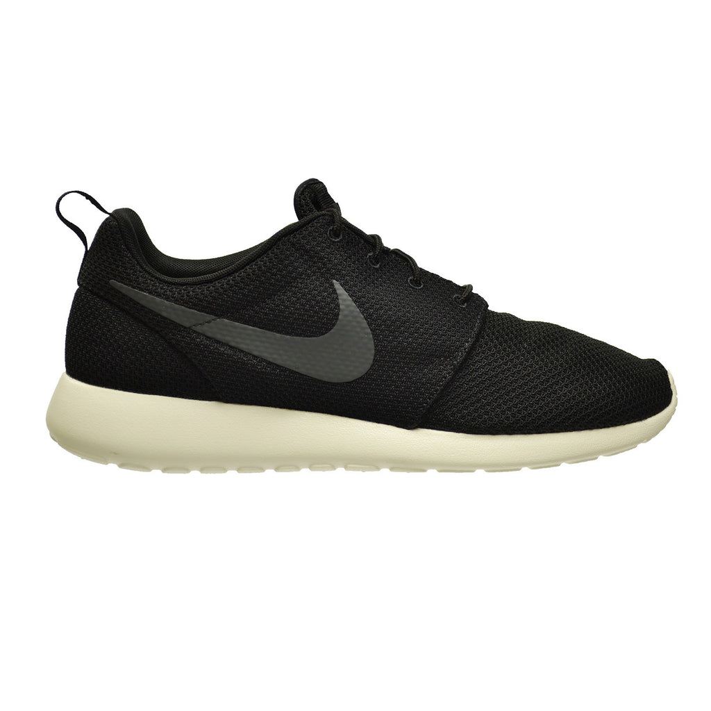 Nike Roshe Run One Men's Shoes Black/Anthracite-Sail