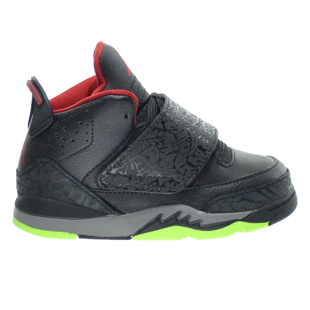 Jordan Son Of Mars BT Toddler Shoes Black/Gym Red/Grey/Green Pulse