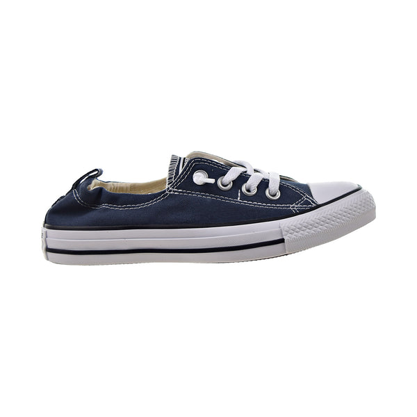 Converse Chuck Taylor All Star Shoreline Slip On Women's Shoes Navy