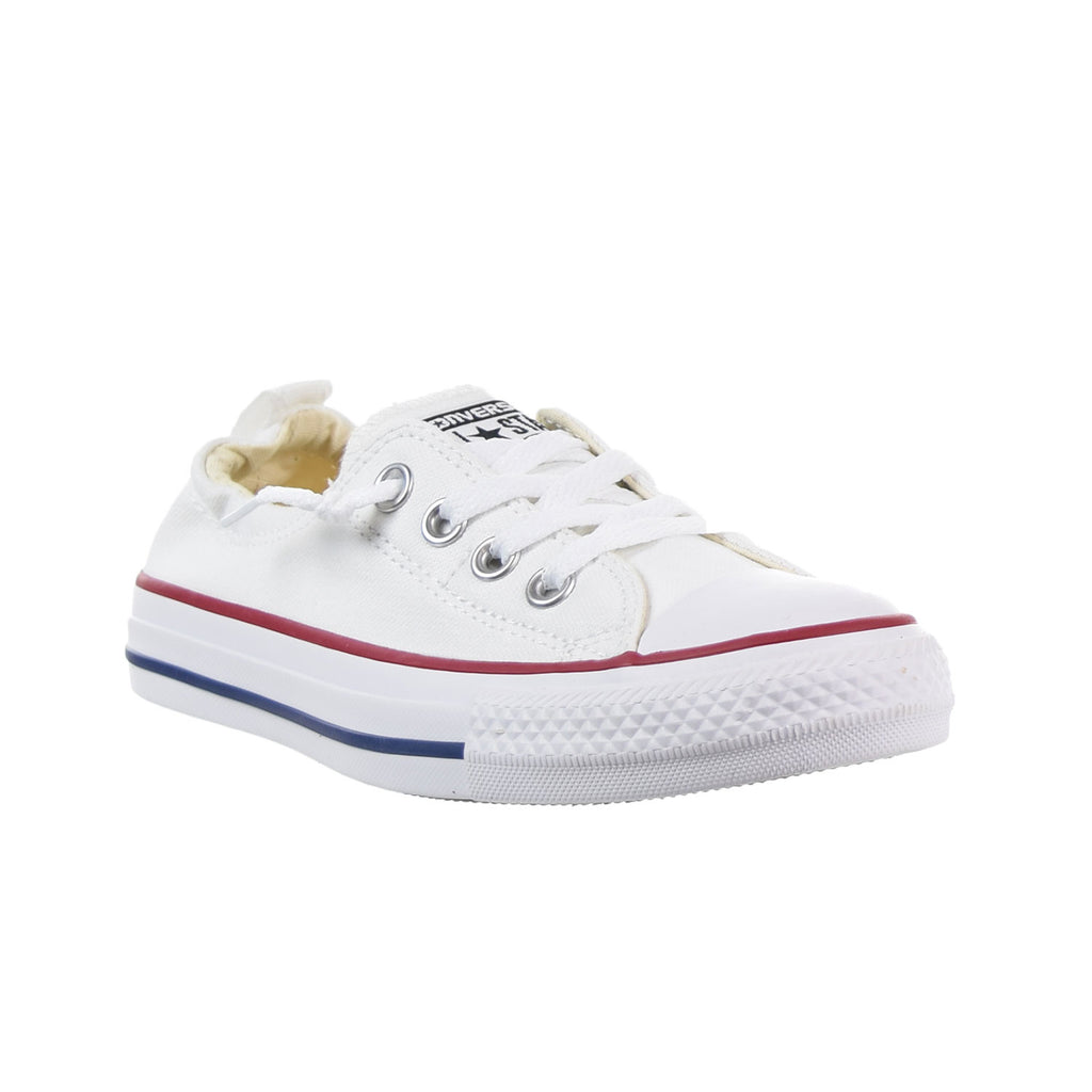 Converse Chuck Taylor All Star Shoreline Womens Slip-On Shoes White