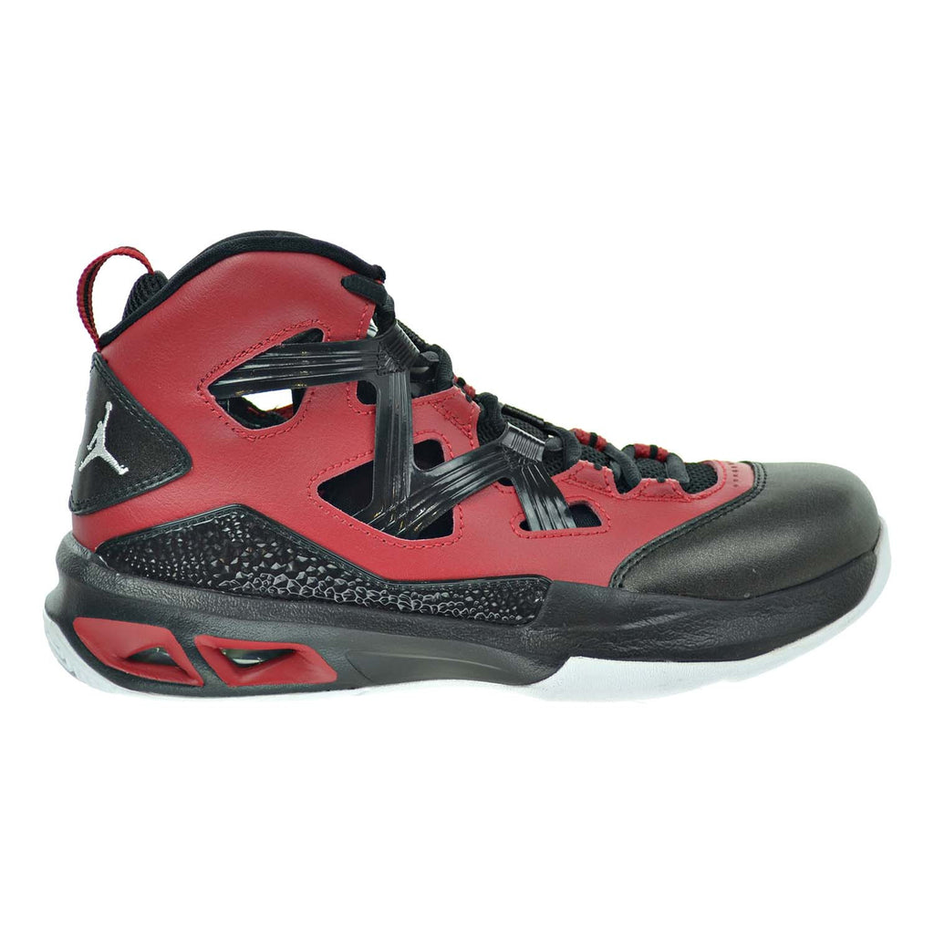 Jordan Melo M9 (GS) Big Kid's Shoes Gym Red/White/Black