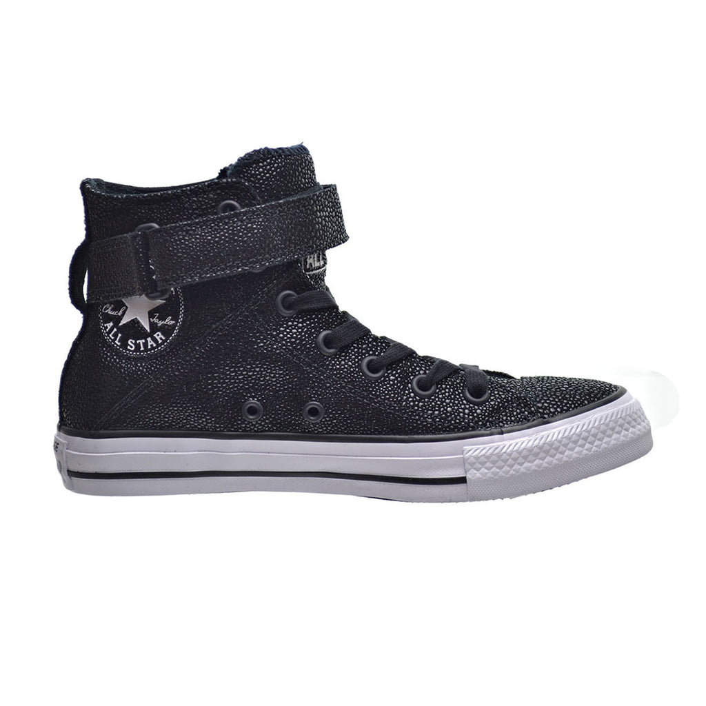 1112580467f0 Converse Chuck Taylor All Star Brea Sting Women Shoes Black Pearl Black