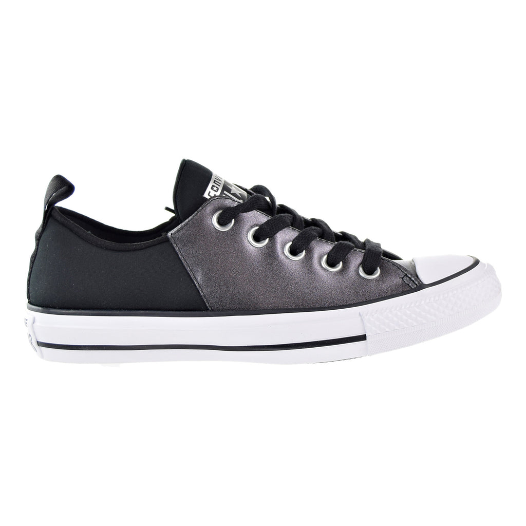 Converse Chuck Taylor All Star Sloane Glam Leather Low Top Women's Shoe Black/White