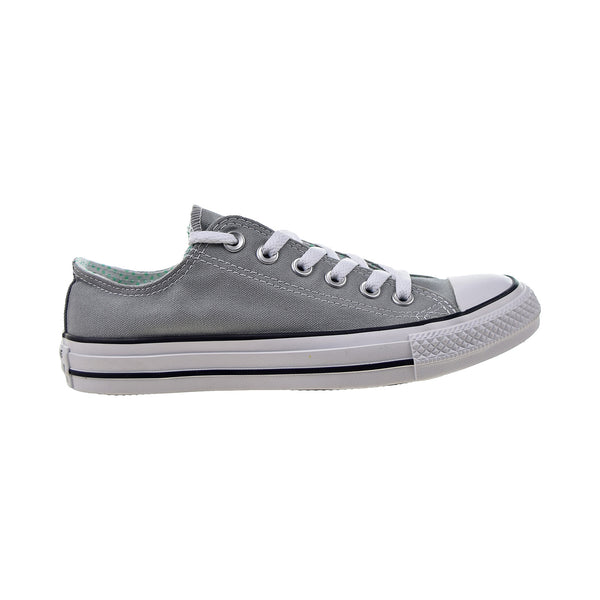 Converse Chuck Taylor All Star Ox Double Tongue Women's Shoes Dolphin Grey