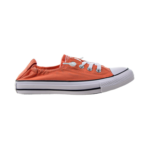 Converse Chuck Taylor Shoreline Slip Women's Shoes Wild Mango-White-Black