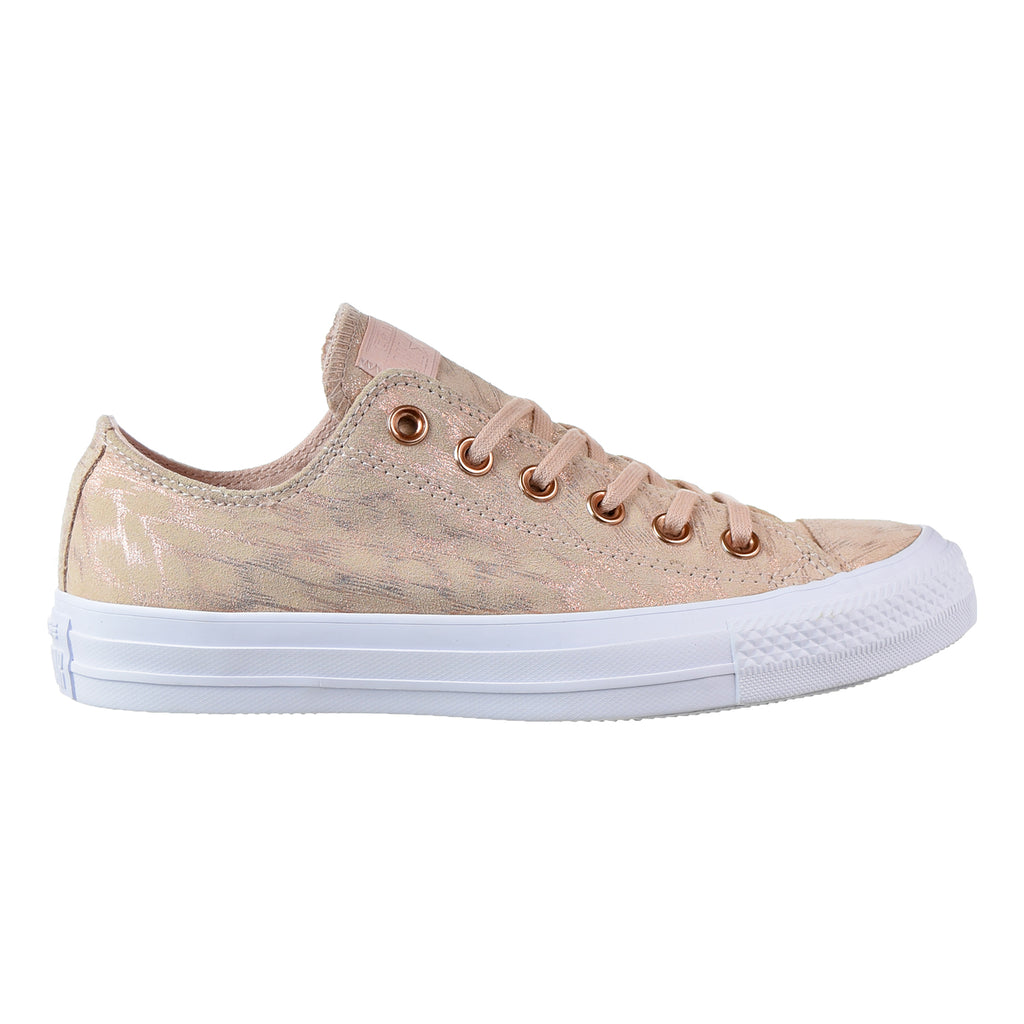 Converse Chuck Taylor All Star Ox Women's Shoes Dust Pink/White
