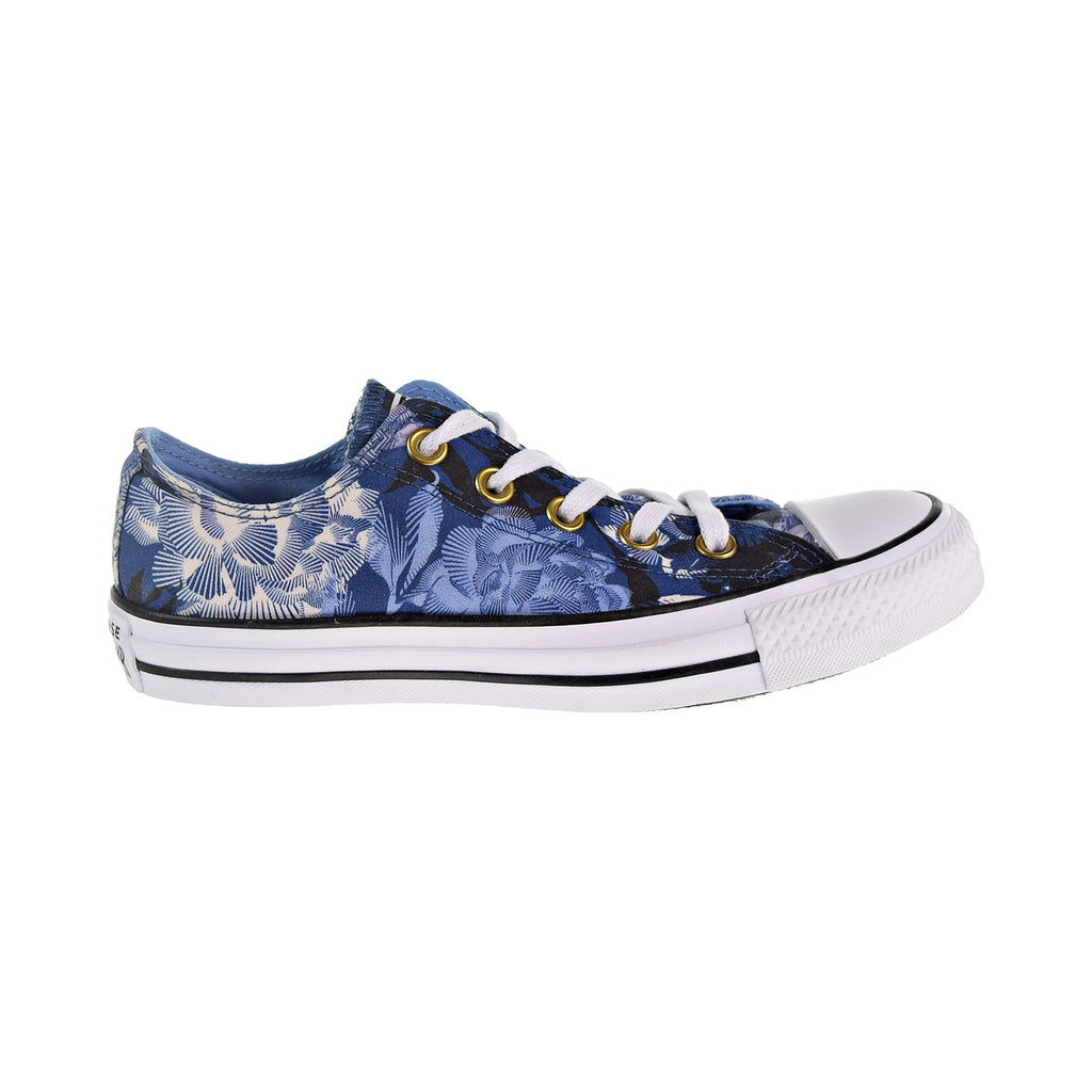Converse Chuck Taylor All Star Ox Floral Women's Shoes Mason Blue/Light Blue