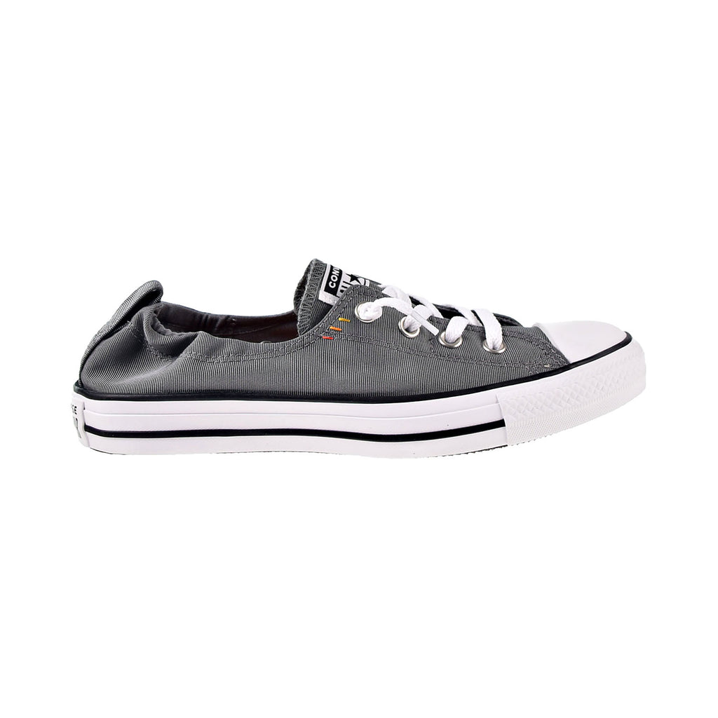 Converse Chuck Taylor All Star Shoreline Slip-On Women's Shoes Dark Concrete