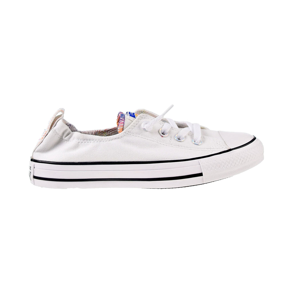 Converse Chuck Taylor All Star Shoreline Slip-On Women's Shoes White-Black