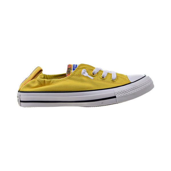 Converse Chuck Taylor All Star Shoreline Slip On Women's Shoes Vivid Sulfur