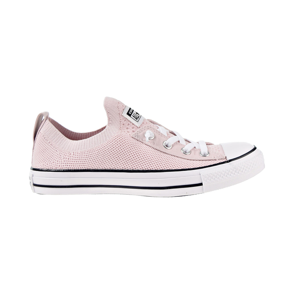 Converse Chuck Taylor All Star Shoreline Knit Slip Women's Shoes Rose-White
