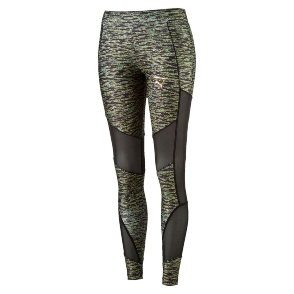 Puma Velvet Rope All Over Print Women's Leggings Black