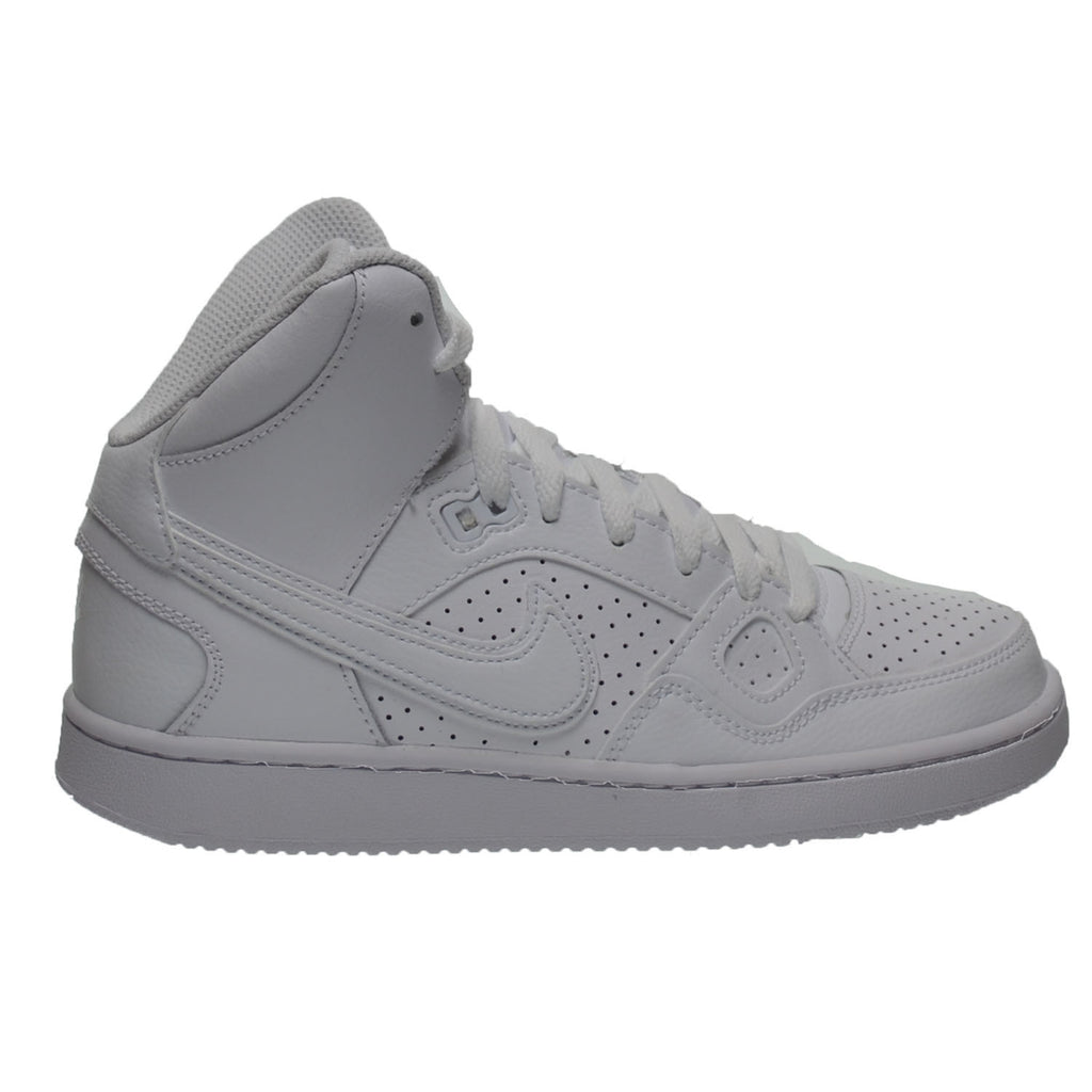 Nike Son of Force Mid (GS) Big Kids Shoes White