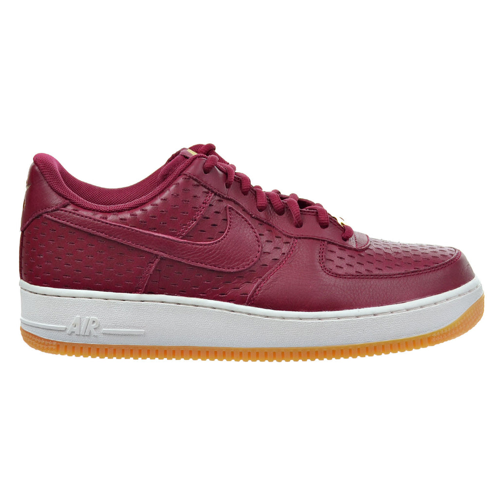 Nike Air Force 1 '07 Premium Women's Shoes Noble Red