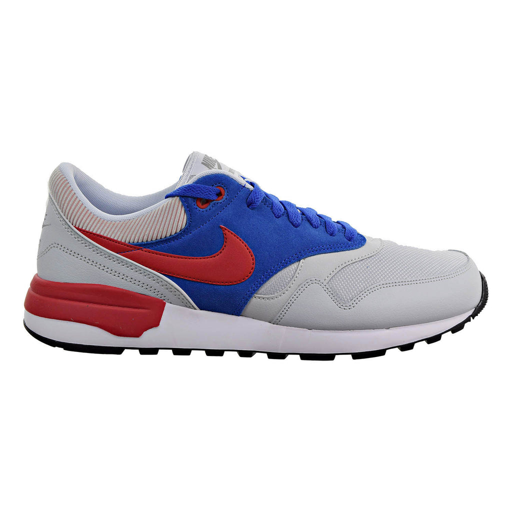 ebd16b13826e Nike Air Odyssey Men s Casual Shoes Pure Platinum University Red Hyper –  rbdoutlet