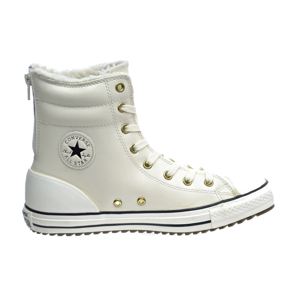 Converse Chuck Taylor All Star Hi-Rise X-Hi Little/Big Kids Boots Parchment/Black