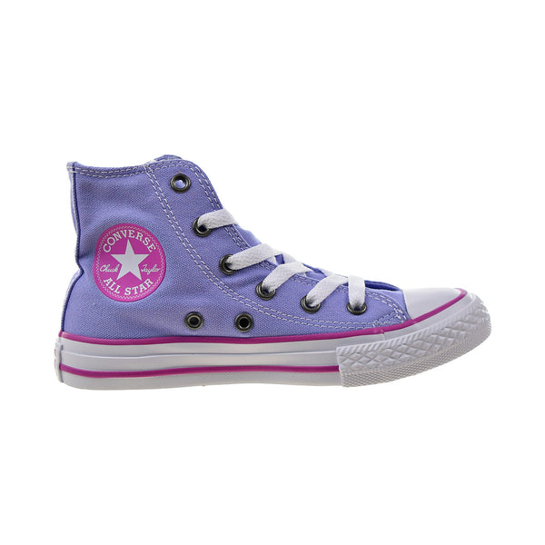 Converse Chuck Taylor All Star Canvas High Kids' Shoes Twilight Pulse