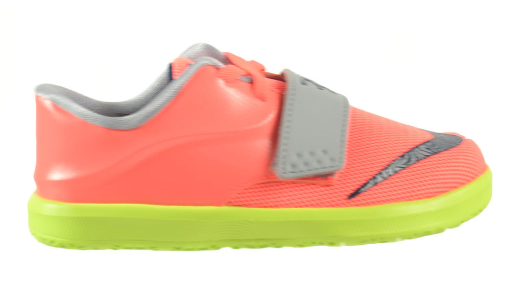 "Nike KD VII ""35K Degrees"" (TD) Baby Toddlers Shoes Bright Mango/Space Blue-Light Magnet Grey-Volt"
