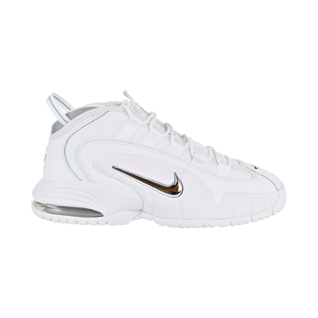 wholesale dealer 08979 4988f Nike Air Max Penny Men s Shoes White Metallic Silver – rbdoutlet