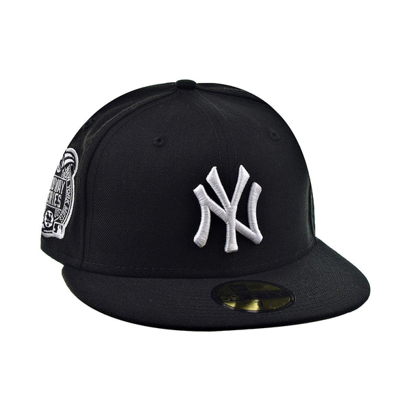 New Era 59Fifty New York Yankees Subway Series Men's Fitted Hat Black