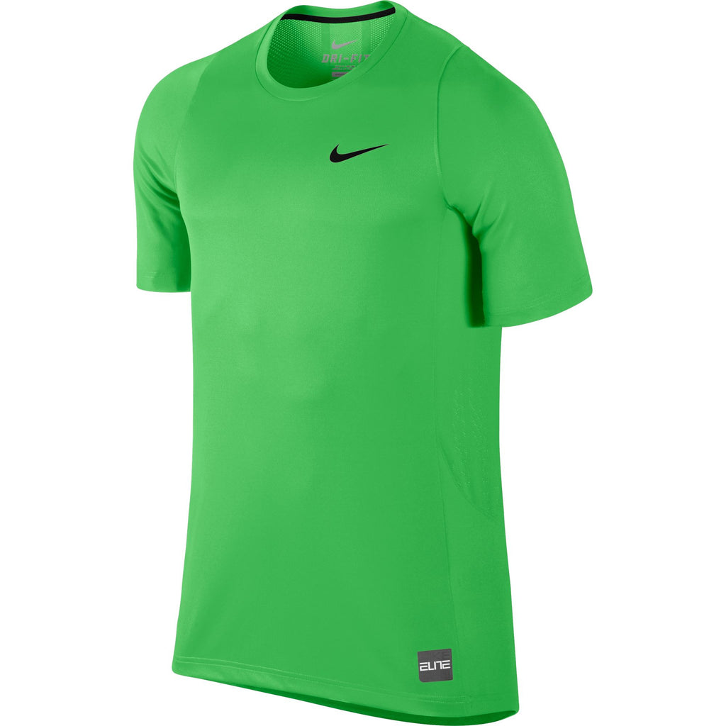 Nike Shooter 2.0 Men's Basketball T-Shirt Green/Black