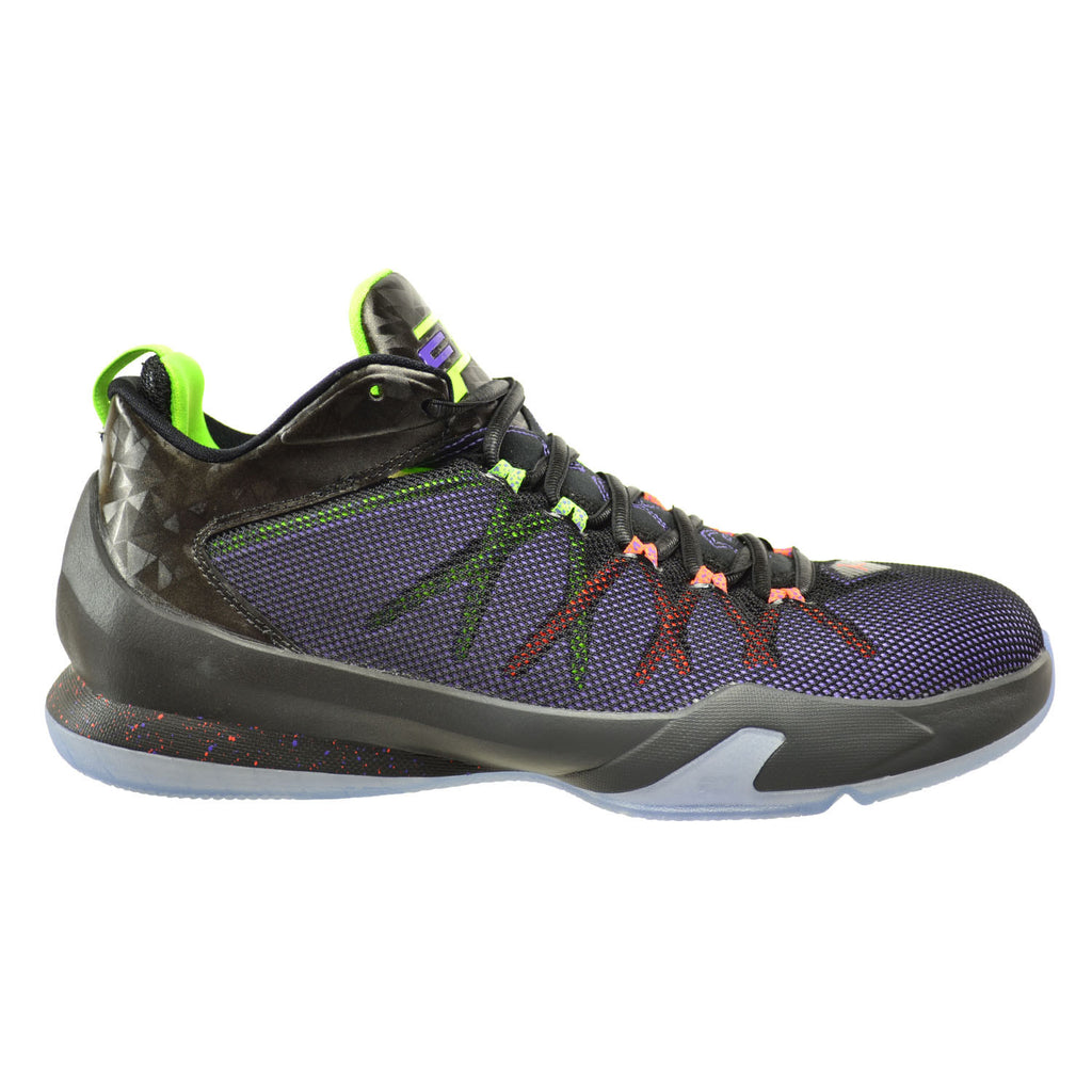 Jordan CP3.VIII AE Men's Shoes Black/Hyper Crimson/Electric Green/Purple