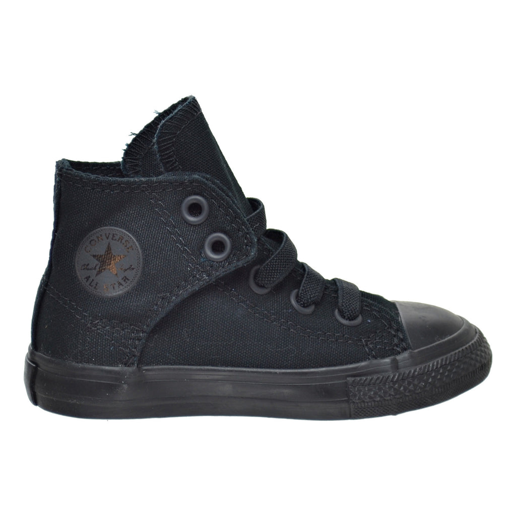 Converse Chuck Taylor All Star Easy Slip Infants/Toddlers Shoes Black Monochrom