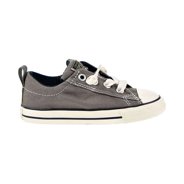 Converse Chuck Taylor All Star Street Slip-On Toddler Shoes Charcoal