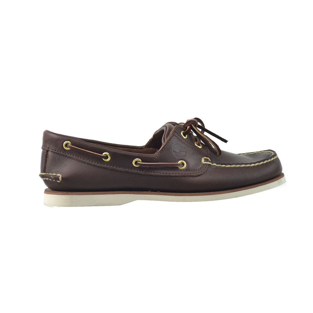 Timberland Classic 2I Men's Boat Shoes Dark Brown