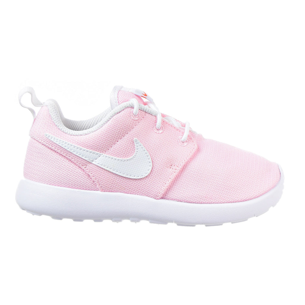 Nike Roshe One Little Kids Shoes Prism Pink/White