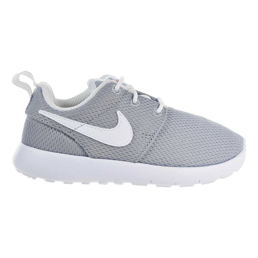Nike Roshe One Little Kids (PS) Shoes Wolf Grey/White