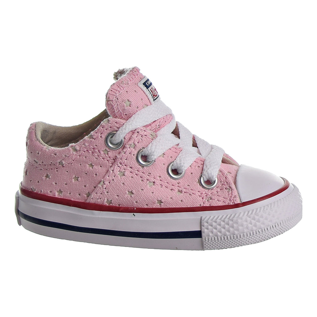 Converse CTAS Madison OX Toddler's Shoes Cherry Blossom/Driftwood/White