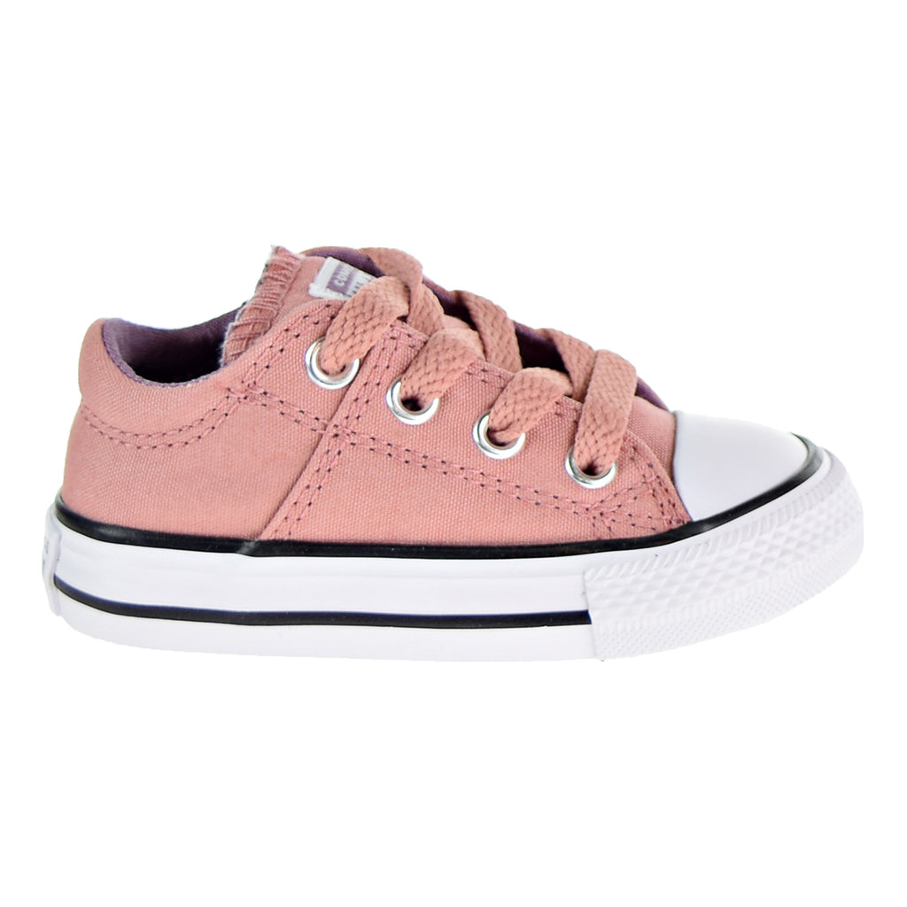 2b12b30c7dc0 Converse Chuck Taylor All Star Madison Ox Toddler s Shoes Rust Pink Wh –  rbdoutlet