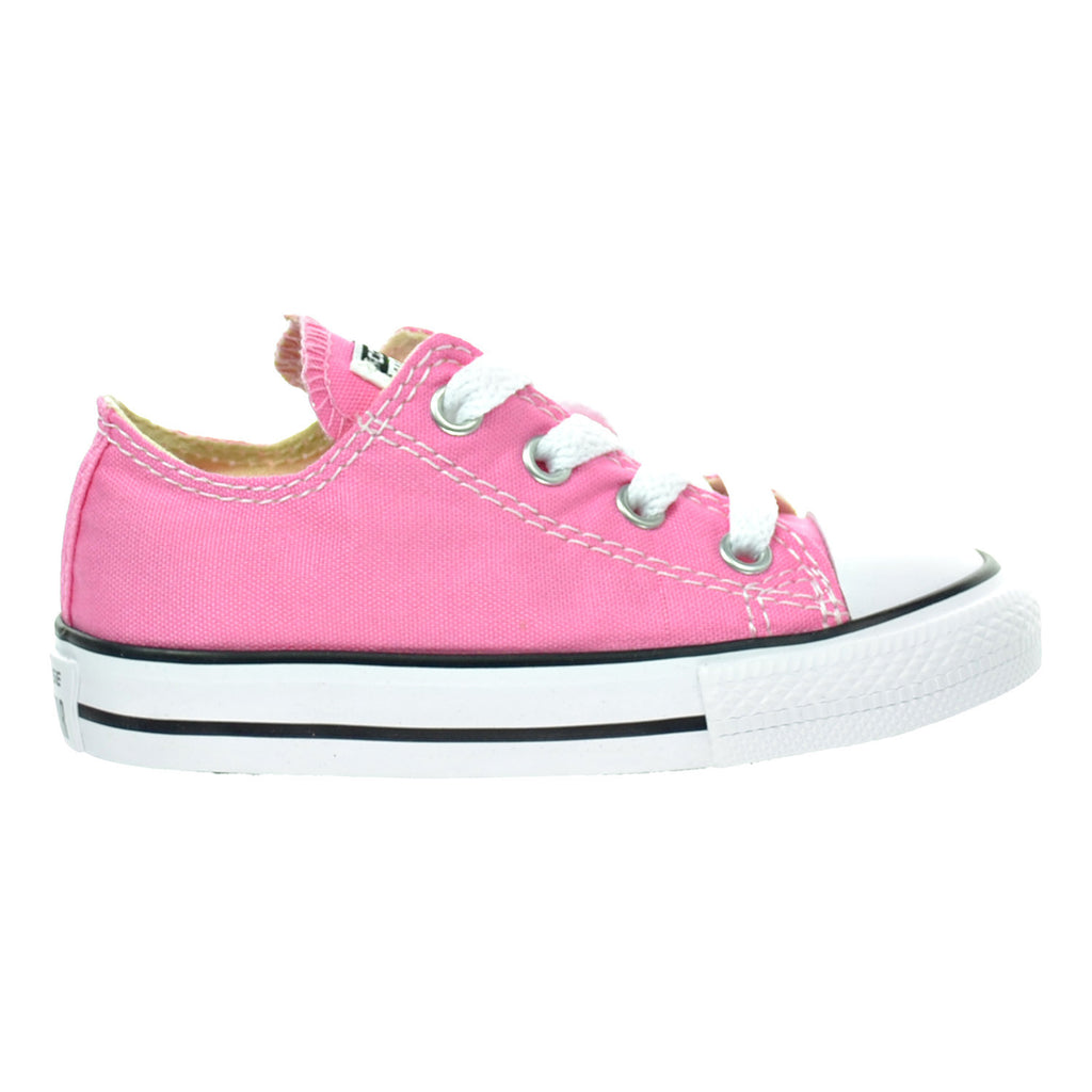 Converse Chuck Taylor All Star Low Top Infants/Toddlers Shoes Pink