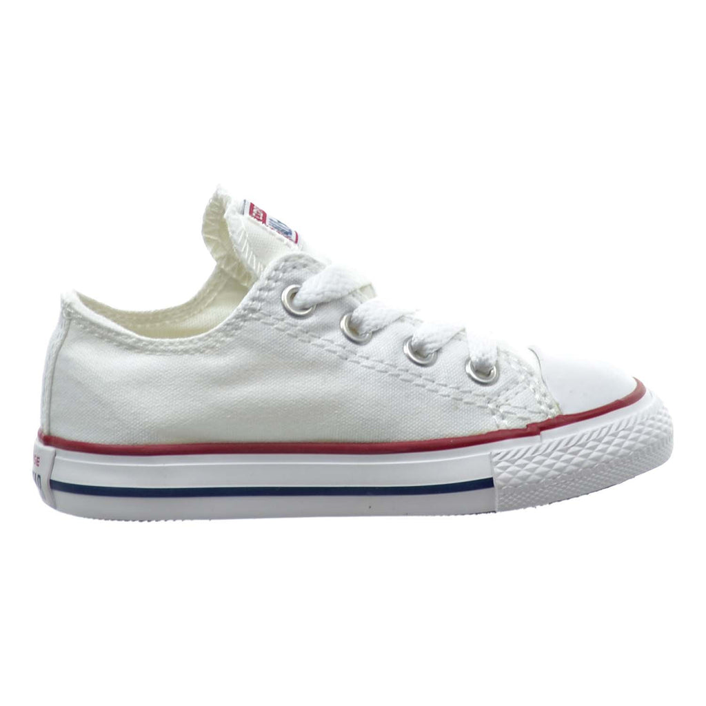Converse Chuck Taylor All Star OX Toddler Shoes Optical White