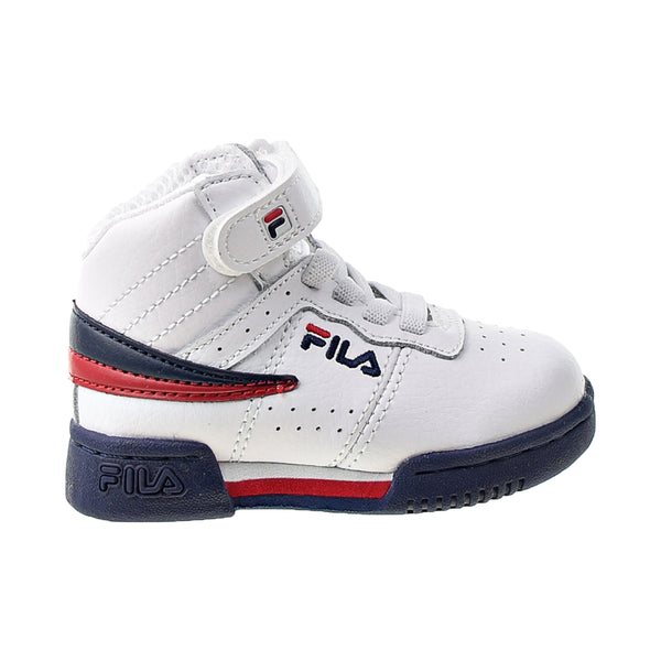 Fila F-13 Toddlers' Shoes White-Red-Blue